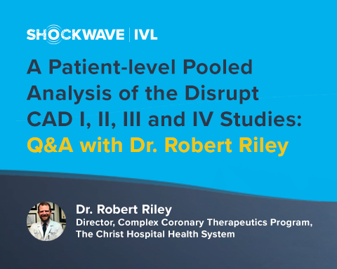 CAD Pooled Analysis Riley Q&A Catalyst Feature Image