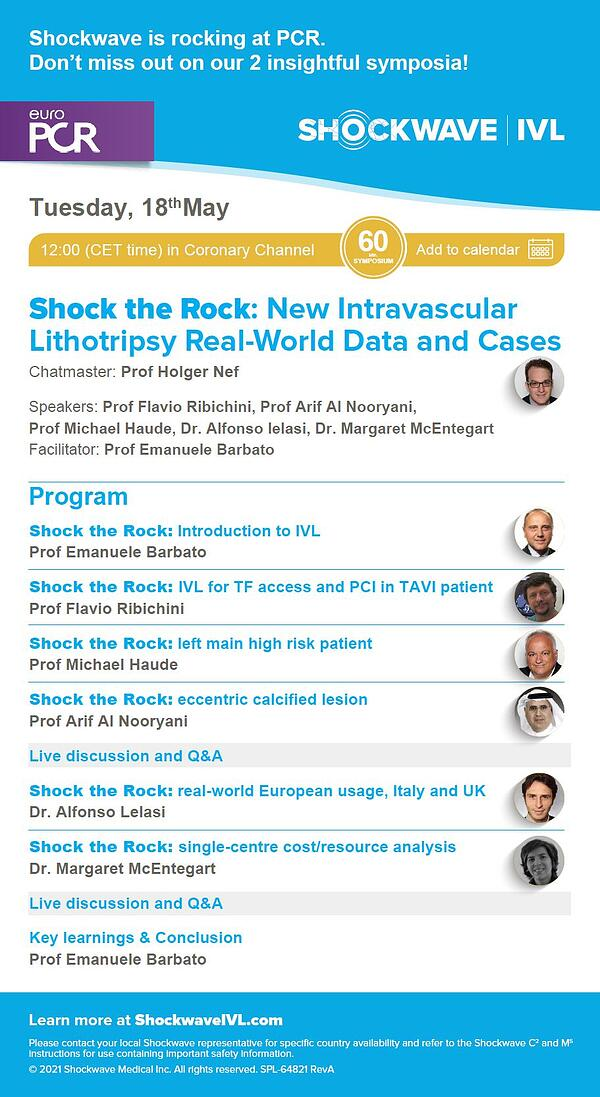 EuroPCR 2021 First Symposium Flyer Image_ISI