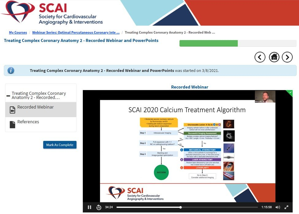 SCAI Guidelines Webinar Image for Catalyst