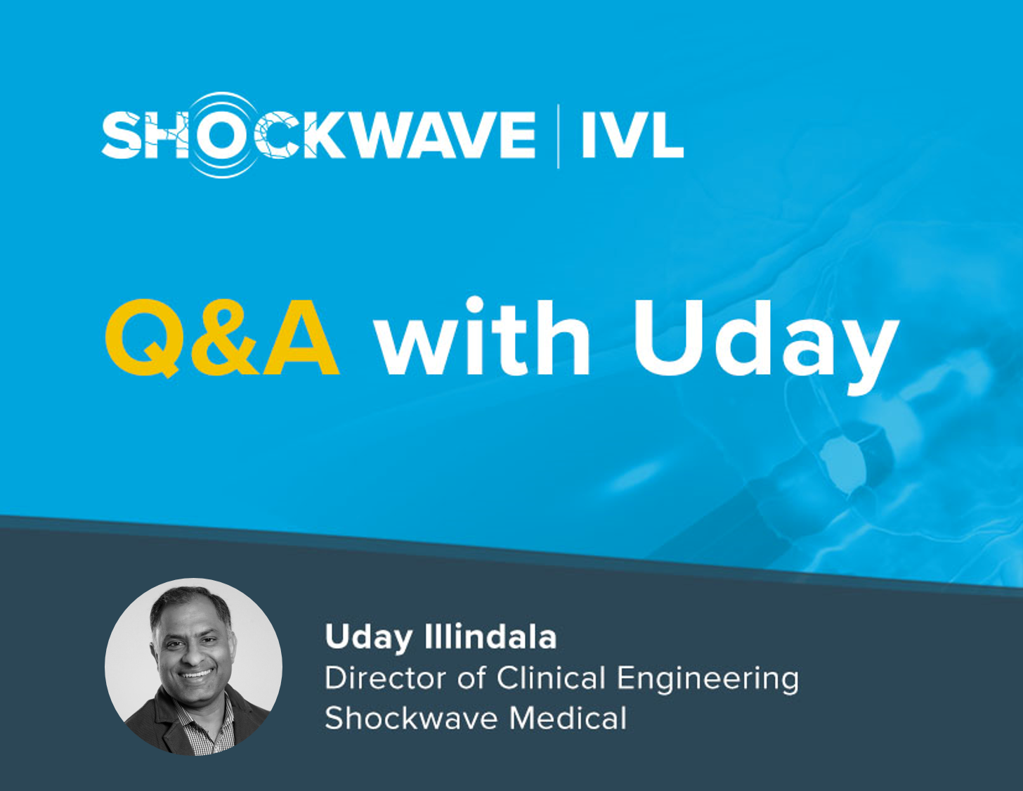 QA with Uday Yellow and White