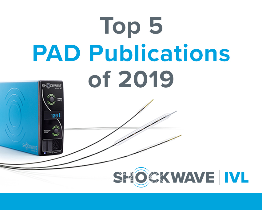 Top 5 PAD Publications of 2019 Catalyst Pic